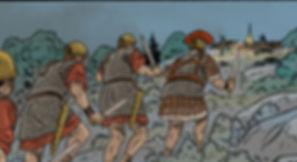 Bataille de Gergovie BD