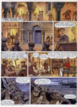 Cent nefs sont arrivées ce soir au port de Venesis