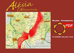 plaquette Alésia