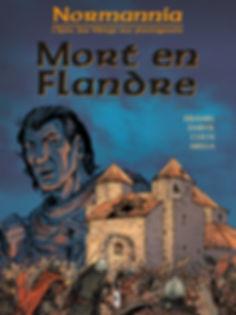 BD L'EPTE 5_Mort en Flandre, couverture