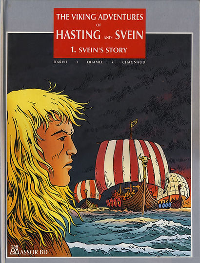 BD the viking adventures of Hasting and Svein.