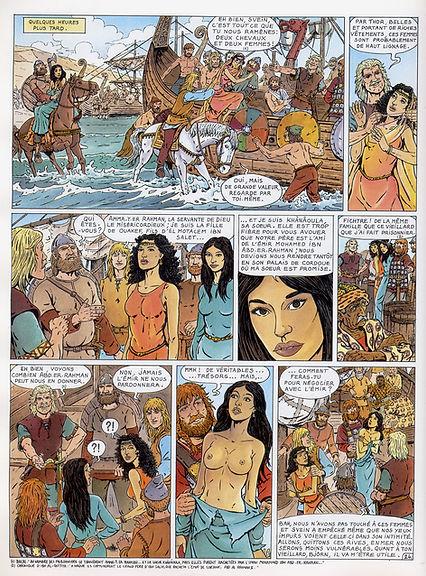 Les Vikingsen Méditerranée