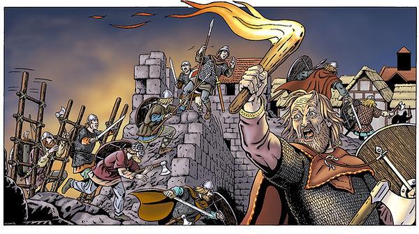 les Vikings de la Loire