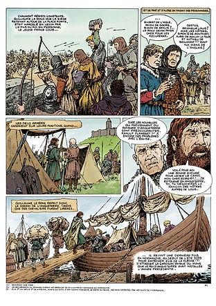 Guillaume le Roux assiège Chaumont en Vexin défendu par Louis le Gros.