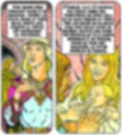 Judith la seconde épouse de Louis le Pieux