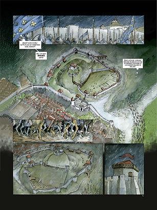 Gisors vers 1190