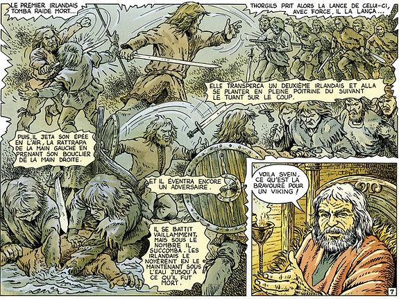 Mort de Thorgils