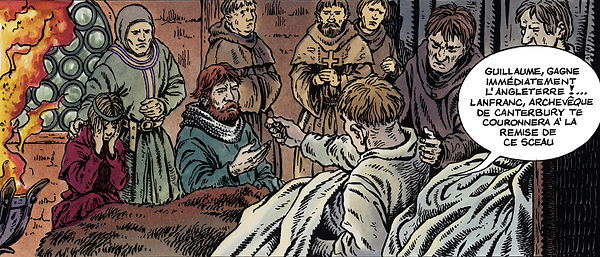 mort de Guillaume le Conquérant