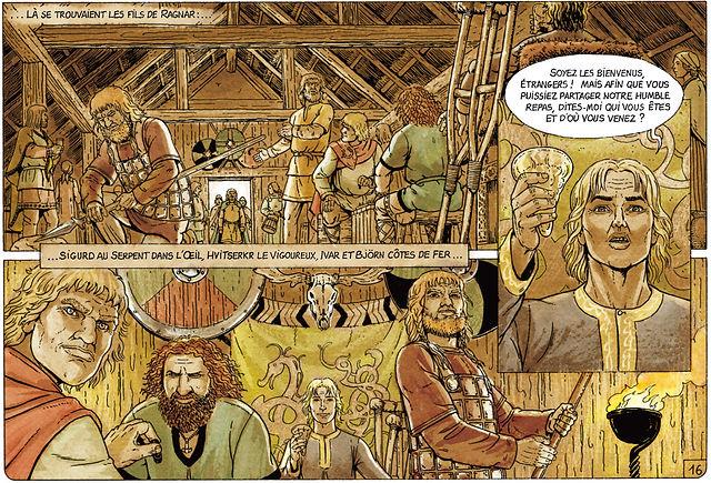 Les fils de Ragnar