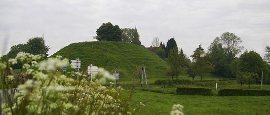 Motte castrale de la Ferté Saint Samson - 2006