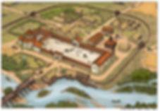 Ponthion, le palais carolingien