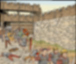 Gergovie porte sud