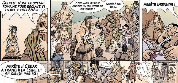 Aristius a bien des problèmes à Cavillonum