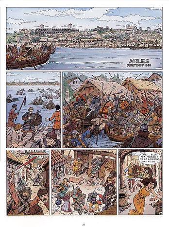 Les vikings à Arles