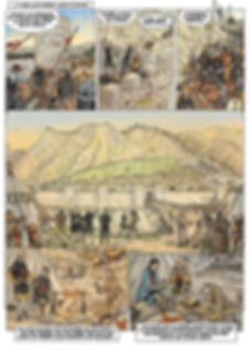 première croisade : Les croisés devant Antioche