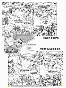 Bruges vers 1127