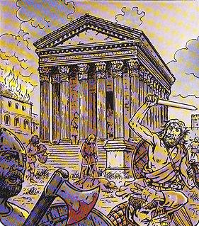 les Vikings à Nîmes