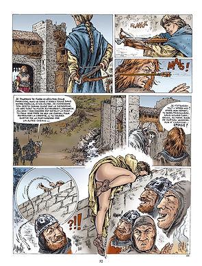Juiiane tente de tuer Henri Beauclerc
