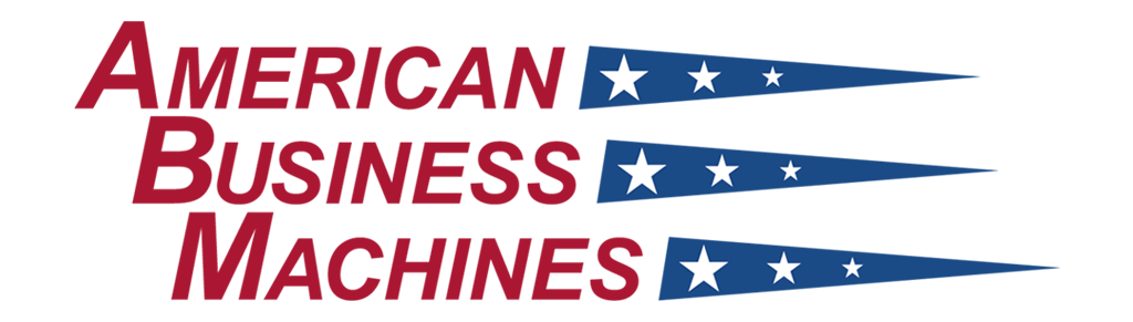AMERICAN BUSINESS MACHINES logo
