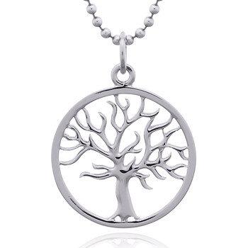 Vedhæng i sterlingsølv, Yggdrasil, livets træ (925)