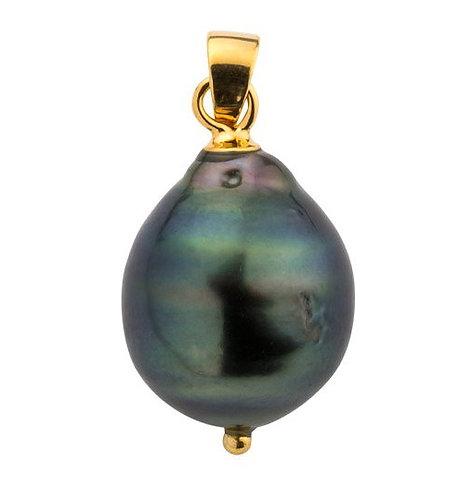 Lieblings, Pearls, Vedhæng i forgyldt sølv med peacock ferskvandsperle (925)