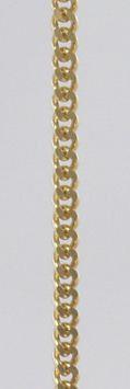 Panser 585 guld kæde 0,50mm