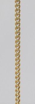 Panser 585 guld kæde 0,42mm