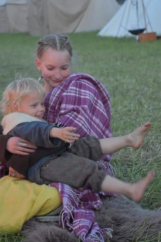 Lea og søde lille Tyramus