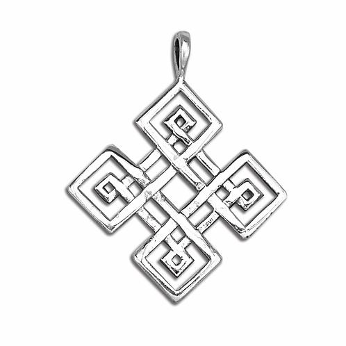 Vedhæng i sterlingsølv, Keltisk knude(925)