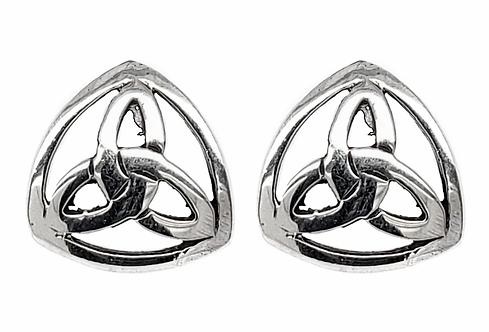 Ørestikker i sterlingsølv, Trinity (925)