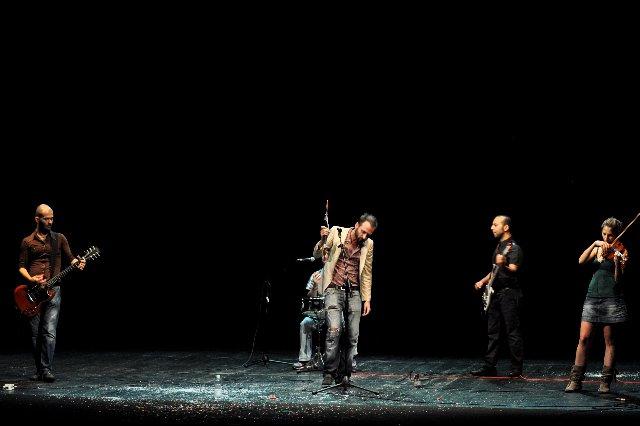 Miriam@Teatro Valle Occupato