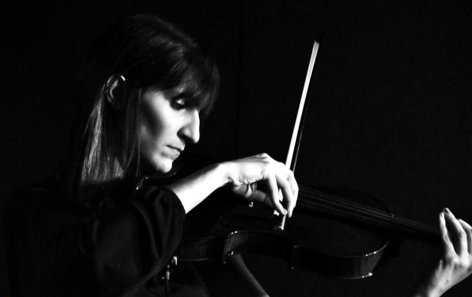 Maddalena Percivati, Irish music, Fiddle,
