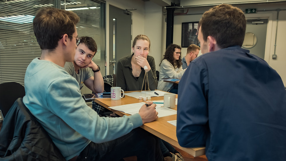 Oxford Foundry Brightwings Courses