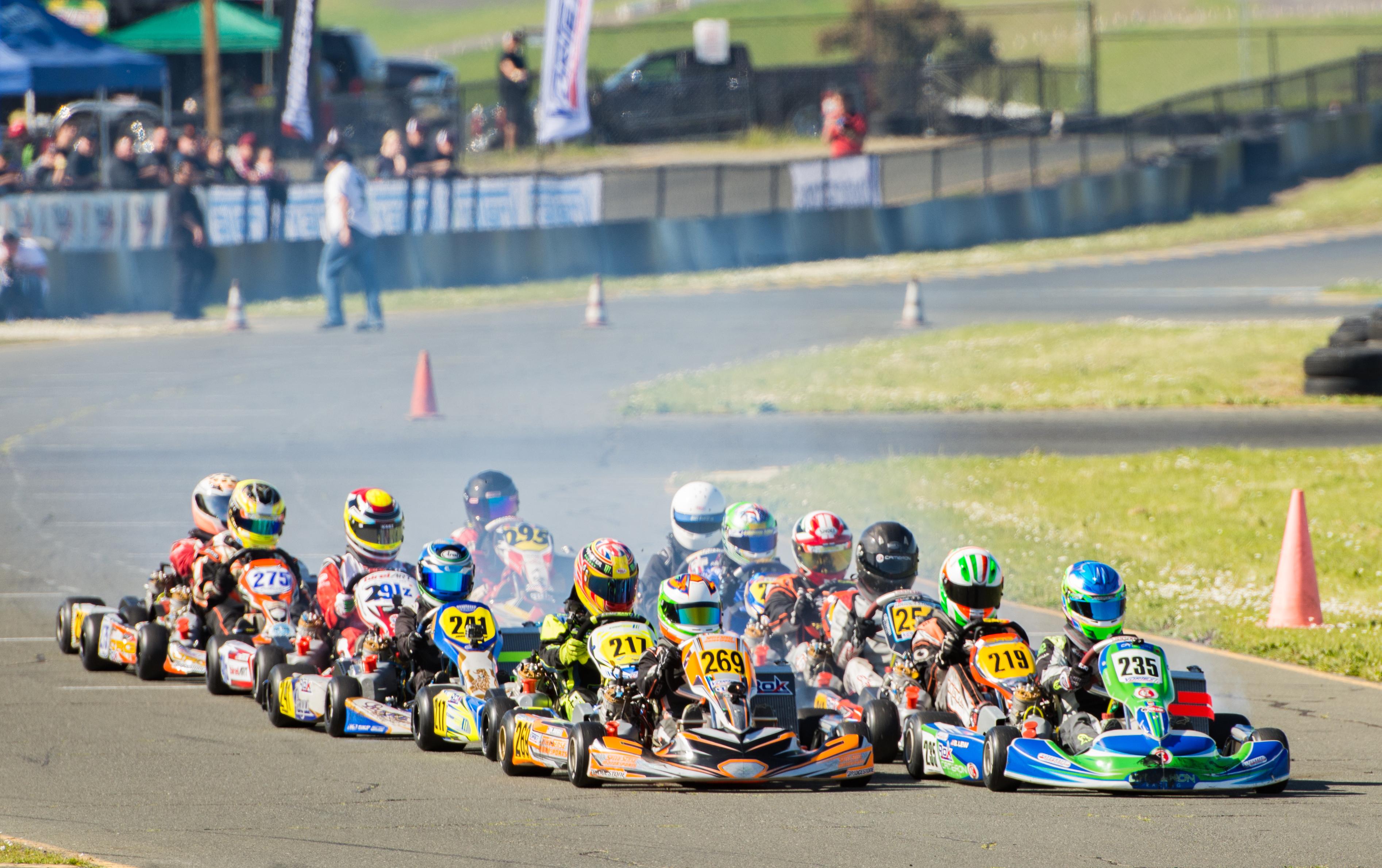 2018 ROK Sonoma Race #1