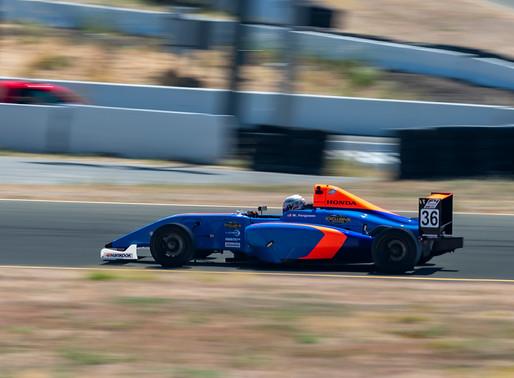 William Ferguson Selected As 2020 VMB Driver Development Scholarship West Coast F4 Driver