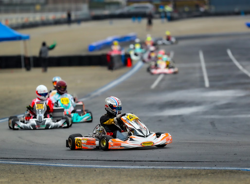 Challenge of the Americas Round 2 CalSpeed Ends With Engine Failure For Rookie William Ferguson