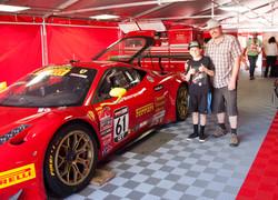 #61 Ferrari
