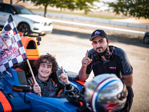 William Ferguson Takes 2nd In 2020 Formula Pro USA F4 Western Championship