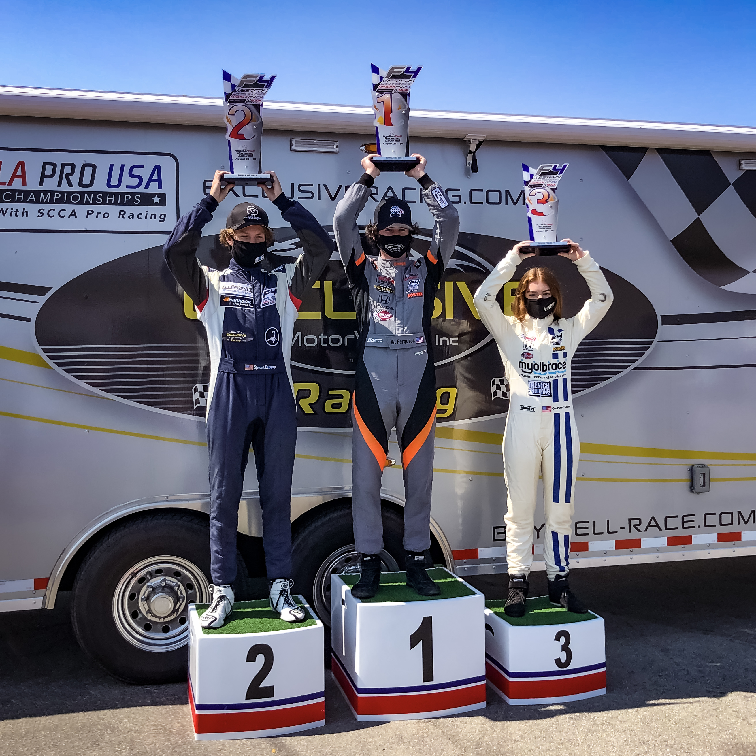 Second Win At Laguna Seca