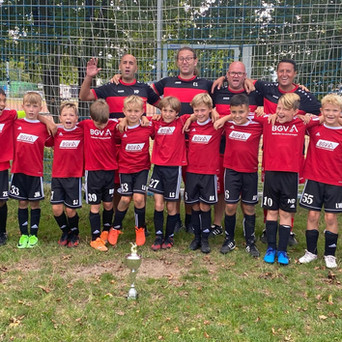 E-Jugend: Turniersieg in Ettlingen