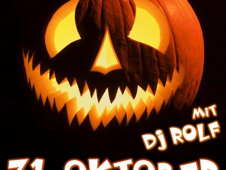 1. Halloweenparty