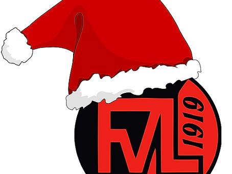 Auf und Abbau Weihnachtsfeier