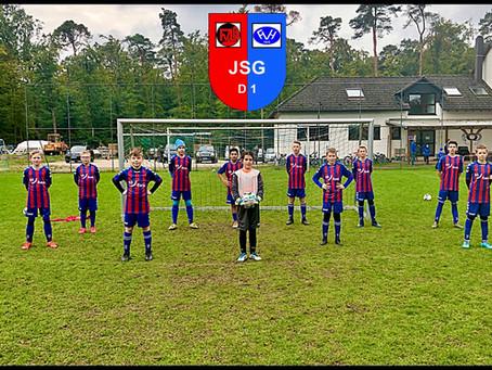 Neues von der JSG: 2:0 Sieg im Derby gegen FV Leopoldshafen