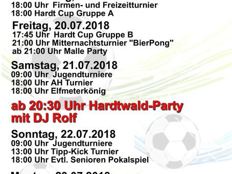 FVL-Sportwoche 2018