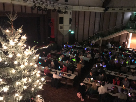 Weihnachtsfeier des FV Linkenheim
