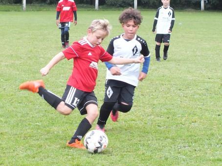 E 2: Fußball wie bei den Großen