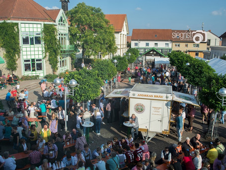 3. Linkenheimer Oktoberfest auf dem Rathausplatz