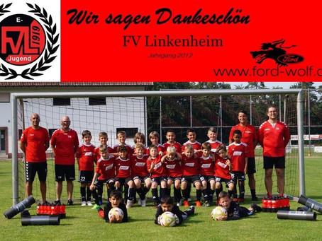 Die neue E2/3 mit ihrem ersten Vorbereitungsspiel gegen den Karlsruher SV