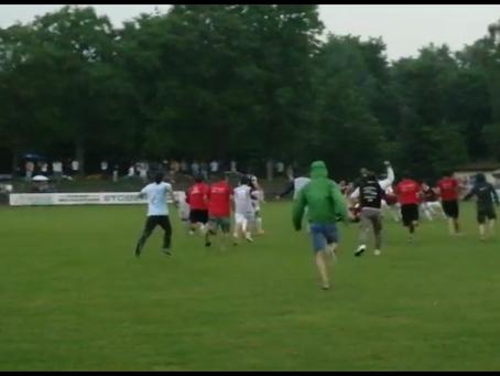 FV Linkenheim 1 - TSV Oberweier 1 7:6 n. E. (2:2; 3:3)