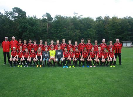 C1 Junioren: 6 Punkte in der englischen Woche